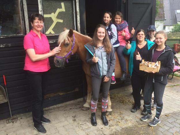 Ponywoche in Kempershöhe