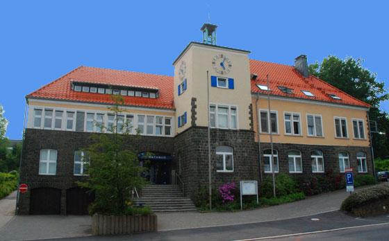 Rathaus Marienheide